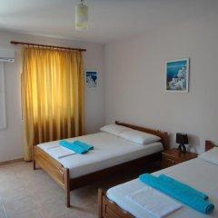Отель Villa Margarit Албания, Саранда - отзывы, цены и фото номеров - забронировать отель Villa Margarit онлайн комната для гостей фото 4
