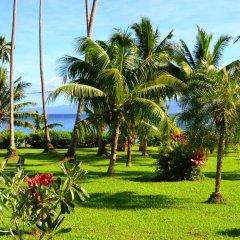 Отель Daku Resort Savusavu пляж