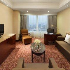 Radisson Blu Hotel Shanghai New World 5* Люкс повышенной комфортности с различными типами кроватей фото 3