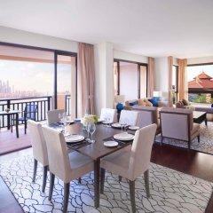 Отель Anantara The Palm Dubai Resort 5* Апартаменты с 2 отдельными кроватями фото 2