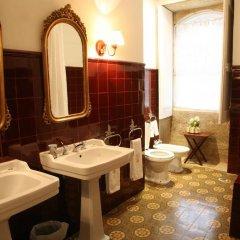 Hotel Rural Casa Viscondes Varzea 4* Стандартный номер разные типы кроватей фото 6