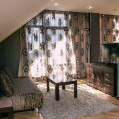 Аибга Отель 3* Студия Делюкс с разными типами кроватей фото 6