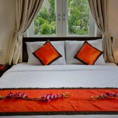 Отель Han Huyen Homestay 2* Номер Делюкс фото 11