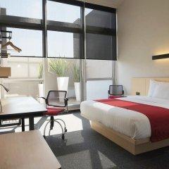 Отель City Express Plus Patio Universidad 3* Стандартный номер фото 3
