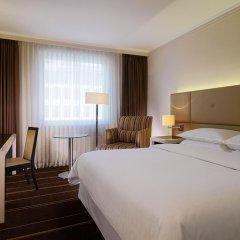 Гостиница Шератон Палас Москва 5* Стандартный номер с различными типами кроватей фото 18