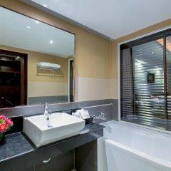 Отель Thanthip Beach Resort 3* Номер Делюкс с двуспальной кроватью фото 10