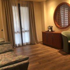 Отель Hostellerie Du Cheval Blanc 4* Стандартный номер фото 3