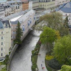 Hotel Pavlov парковка