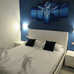 Отель Pianeta Roma Номер Делюкс с различными типами кроватей фото 6
