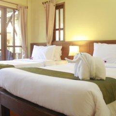 Отель Bangtao Village Resort 3* Номер Делюкс с двуспальной кроватью фото 4