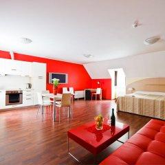 Отель Aparthotel Autosole Riga 4* Студия Делюкс с различными типами кроватей фото 4