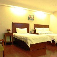 Отель GreenTree Alliance Suzhou Liuyuan Hotel Китай, Сучжоу - отзывы, цены и фото номеров - забронировать отель GreenTree Alliance Suzhou Liuyuan Hotel онлайн комната для гостей фото 2