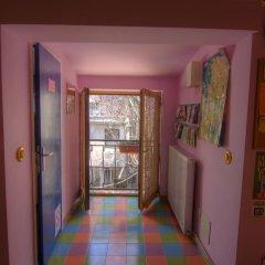 Manga Hostel Кровать в общем номере с двухъярусной кроватью фото 5