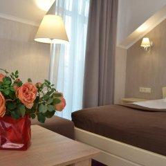 Гостиница Ajur 3* Стандартный номер 2 отдельными кровати фото 17