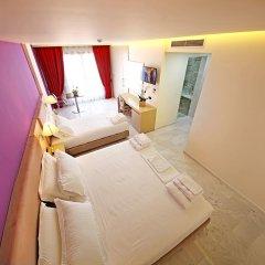 Hotel Palace Vlore 4* Номер Делюкс с различными типами кроватей фото 3