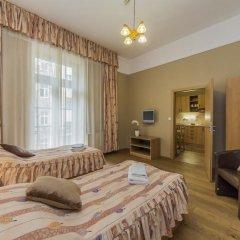 Отель Aparthotel Lublanka 3* Апартаменты с различными типами кроватей фото 13