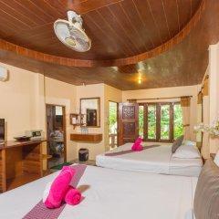 Отель Bottle Beach 1 Resort 3* Бунгало Делюкс с различными типами кроватей фото 27