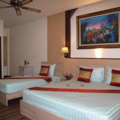 Отель QG Resort 3* Номер Делюкс с различными типами кроватей фото 4