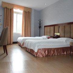 Guangzhou Xidiwan Hotel 3* Номер Бизнес с различными типами кроватей фото 7