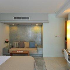 Отель Ramada by Wyndham Phuket Southsea 4* Улучшенный номер двуспальная кровать фото 8