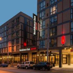 Отель Residence Inn by Marriott Seattle University District вид на фасад