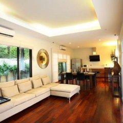 Отель Villa Suksan Nai Harn 3* Вилла с различными типами кроватей фото 8