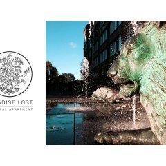 Отель Paradise Lost Улучшенные апартаменты с различными типами кроватей фото 15