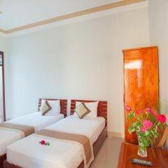 Отель Tra Que Flower Homestay Стандартный номер с двуспальной кроватью фото 21