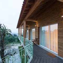 Отель Le Jardin балкон