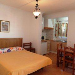 Отель Mirachoro III Apartamentos Rocha комната для гостей