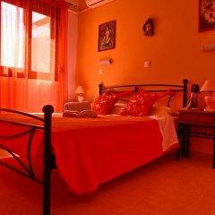 Отель Olympos Pension Родос гостиничный бар
