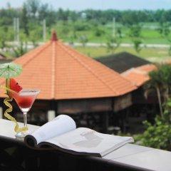 Отель Phu Thinh Boutique Resort & Spa 4* Улучшенный номер с 2 отдельными кроватями фото 5