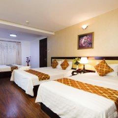 King Town Hotel Nha Trang 3* Семейный номер Делюкс с двуспальной кроватью фото 3