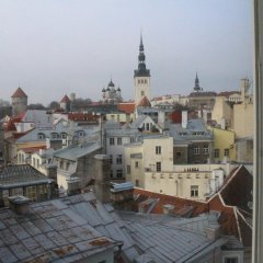 Апартаменты Tallinn City Apartments - Old Town балкон