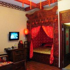 Beijing Double Happiness Hotel 3* Стандартный номер с различными типами кроватей фото 3