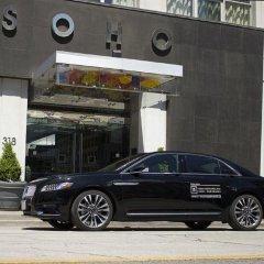 Отель SoHo Metropolitan Hotel Канада, Торонто - отзывы, цены и фото номеров - забронировать отель SoHo Metropolitan Hotel онлайн городской автобус
