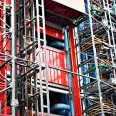 Отель Le Marais Pompidou Center Old Heart Paris Париж балкон