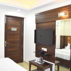 Hotel Tara Palace Daryaganj 3* Стандартный номер с различными типами кроватей фото 4