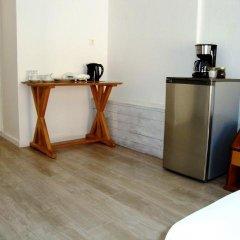 Отель Creta Seafront Residences 2* Улучшенный номер с различными типами кроватей фото 21