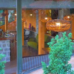 Отель Zen Cafe Lakeside Далат бассейн