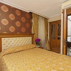 Lausos Hotel Sultanahmet 3* Стандартный номер разные типы кроватей фото 2