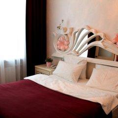 Гостиница Стригино Улучшенный номер разные типы кроватей фото 8