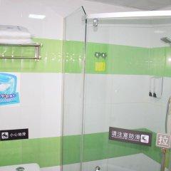 Отель 7 Days Inn Guangzhou Shangxiajiu Branch Китай, Гуанчжоу - отзывы, цены и фото номеров - забронировать отель 7 Days Inn Guangzhou Shangxiajiu Branch онлайн ванная фото 2