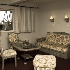 Aquamarina Hotel 3* Представительский люкс с различными типами кроватей фото 5