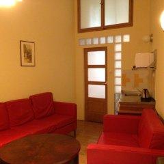 Отель Pension Platan 3* Апартаменты с различными типами кроватей фото 5