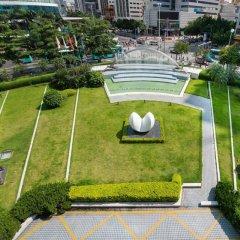 Sunshine Hotel Shenzhen 5* Стандартный номер с различными типами кроватей фото 5