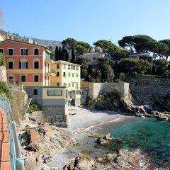 Отель house ari Генуя приотельная территория