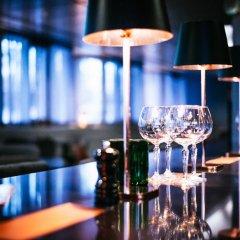 Отель Hilton Helsinki Strand гостиничный бар фото 3