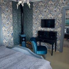 Мини-отель Грандъ Сова Люкс с различными типами кроватей фото 20