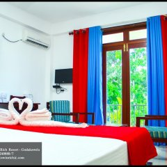 Отель OwinRich Resort 3* Улучшенный номер с различными типами кроватей фото 8